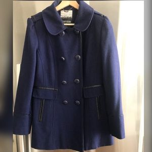 Kensie Wool coat - Small